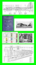 COLLECTION - PIAGGIO P108 AVIAZIONE AIRCRAFT REGIA AERONAUTICA Manual - DVD