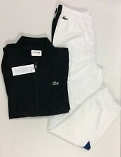 Lacoste Sportswear Jogging Mens Full Tracksuit Tops Bottoms, Size 5 / L