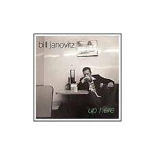 BILL JANOVITZ - UP HERE  CD  11 TRACKS FOLK-ROCK  NEW+