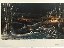 Terry Redlin FAMILY TRADITIONS Signed Open Edition Print