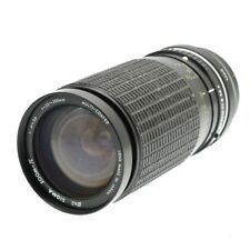 MICRO 4/3 - fit 35-200mm TELE ZOOM LENS for PANASONIC LUMIX - OLYMPUS PEN MICRO