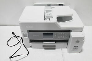 Brother MFC-J5845DW Inkjet All-in-One Wireless Color Printer - NO INK