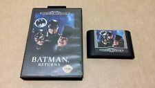 Batman Returns ( Sega Mega Drive ) European Version PAL
