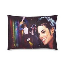 Michael Jackson King of Pop Pillow Case (2 sides printing)