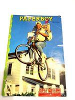 SNES Super Nintendo Paperboy 2 Manual Instruction Booklet Book - ONLY - NO GAME!