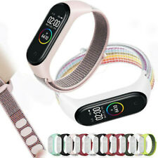 Fit For Xiaomi Mi Band 4 3 Replacement Nylon Strap Wristband Wrist Fiber Band~