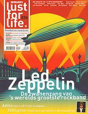 MAGAZINE LUST FOR LIFE 2012 nr. 026 - LED ZEPPELIN/JOE COCKER/ADELE/JEFF LYNNE