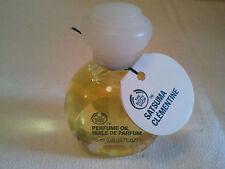 Vintage The Body Shop SATSUMA CLEMENTINE 15ml Perfume Oil / Huile De Parfum RARE