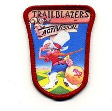 Activision Trailblazers Patch -- FREE SHIPPING to US addresses