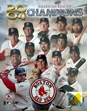 BOSTON RED SOX 2004 AMERICAN LEAGUE CHAMPIONS 8X10 COMPOSITE Photo