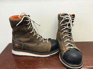 Timberland Pro Gridworks Work Boots Size 10
