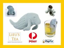 Manatee Tea Infuser ManaTEA Silicone Strainer Loose Leaf Novelty Filter