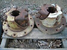 Rear Wheel Hubs 9-Bolt T17903 T14941 T14942 Pair fits J D 2010
