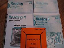 Christian Light Publications Reading 4, 5, 6/Math 4