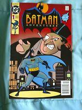 The Batman Adventures Comic Lot Of 3 #1, 2, 4