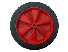 1 x ruota solida resistente 330 mm per Carrelli Carriole & cart. (657)