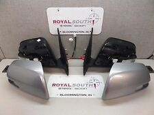 Toyota Tacoma Silver Sky 1D6 Outer Mirror with Turn Signal Set Genuine OEM OE