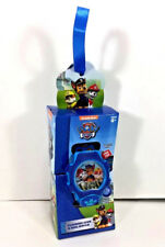 NW Paw Patrol Flashing Icon Dial Kids Watch Chase Marshall Graduation Party Gift