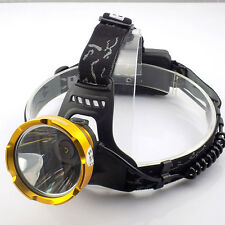 Super Bright 8W 1600lm Led Headlight Head Lamp Torch lamp headlamp Flashlight