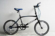 "G i a n t Idiom Mini Velo 20"" 451 / 8 Speed / used bicycle / Size M"