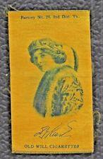 D. Y. Keane Old Mill Cigarettes 1914 Silk
