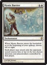 MTG Magic - (R) Commander 2013 - Mystic Barrier - SP