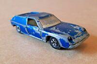 No.5 Matchbox Superfast Blue Lotus Europa 1969.