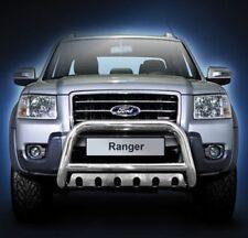 FRONT staffa paraurti tubolari EC con dispositivi di protezione posteriori per Ford Ranger 2007-2012