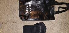 Ariana Grande plastic Bag+ Hat