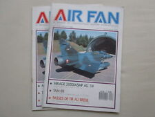 AIR FAN N°117 MIRAGE 2000 ASMP 1/4 TAM 88 VFA-132 PRIVATEERS VAMPIRE FAB BRASIL