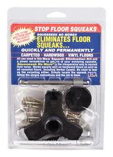 Squeeeeak No More Kit Eliminates Floor Squeak Through Carpet