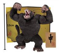 Anime Dragon Ball Z Super Saiyan GOKU Gorilla PVC Action Figure Collectible Toys