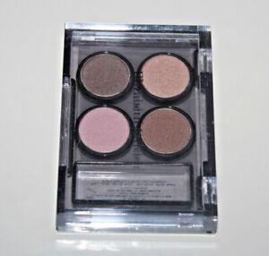 Elizabeth Arden Eyeshadow Quad Sparkle , Mingle,Smoke ,Tulle Sealed + Gift