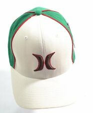 Hurley ONE & ONLY INTERNATIONAL Mexico White Green Red Brown Discount Men's Hat