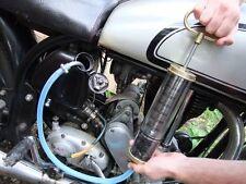 El tanque de aceite de drenaje Herramienta Para Traje Clásico Triumph Motorcycles