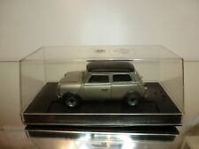 NACORAL 1:25 - MINI MORRIS COOPER  - EXTREMELY RARE  - GOOD IN SHOW CASE