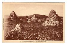 Hamman Meskoutine - Photo Postcard c1920s / Algeria