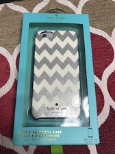 Kate Spade Apple iPhone 6 6s Hybrid Hardshell Case In Chevron - New In Box