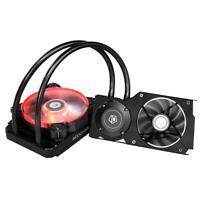 120mm 120VGA GeForce GTX 4-Pin GPU Cooling Fan Radiator Water Cooler for PC J