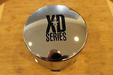 KMC XD Series 122 Enduro 8 Lug Chrome Push Thru Center Cap 1001125 1001342