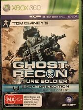 GHOST RECON FUTURE SOLDIER SIGNATURE EDITION - XBOX 360