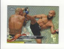 2018 Topps Chrome UFC Refractor Singles - You Choose
