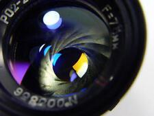 Rich cinematic image. Lens LOMO OKC PO2-2M f/2 75 PL mount Arriflex Arri. Red P.
