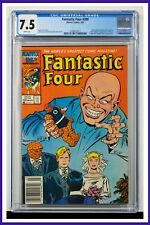 Fantastic Four #300 CGC Graded 7.5 Marvel 1987 Newsstand Edition Comic Book.