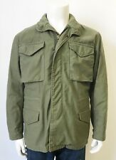 VINTAGE MILITARY US ARMY M-65 FIELD JACKET size SMALL REGULAR 1966
