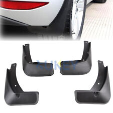 Fit For VW Golf Mk7 GTD Mudflaps Splash Guards *BRAND NEW* Front & Rear Mud Flap