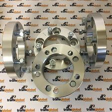 Range Rover Classic 30mm Wide Alloy Wheel Spacers Bearmach - BA 3410