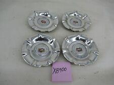 "Center Caps Hubcaps Cadillac SRX 13 14 15 16 17 20965437 7 Spoke 20"" Wheel OEM"