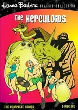 HERCULOIDS: THE COMPLETE SERIES (2PC) Region Free DVD - Sealed
