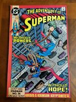 Adventures of Superman #472 (DC) Free Ship at $30+